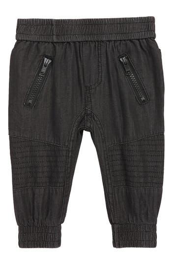 Toddler Boys Bardot Junior Slouch Chambray Pants