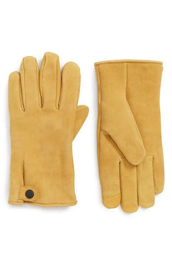 UGG® Leather Gloves