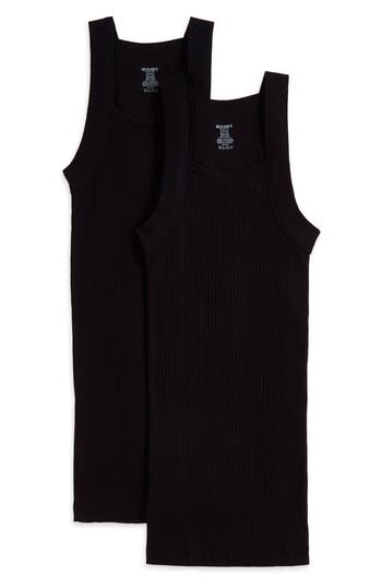 2ist 2-Pack Cotton Tank Top