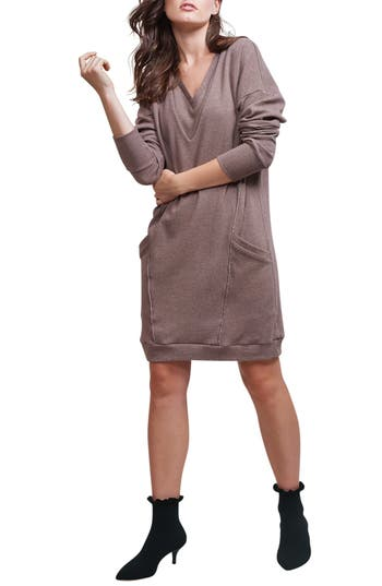 Allette Margo Nursing Sweater Dress