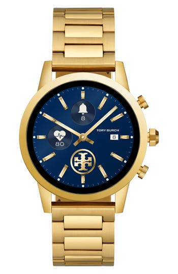 Tory Burch ToryTrack Gigi Touchscreen Smart Watch, 40mm