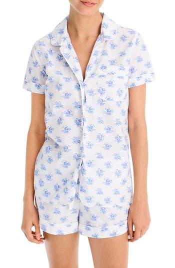 J.Crew Sweet Pea Pajamas