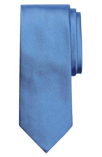 Brooks Brothers Solid Silk Tie