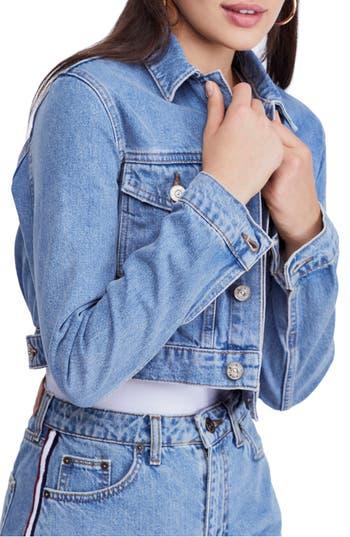 BDG Urban Outfitters '90s Crop Denim Jacket