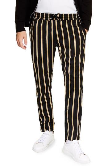 Topman Stripe Jogger Pants