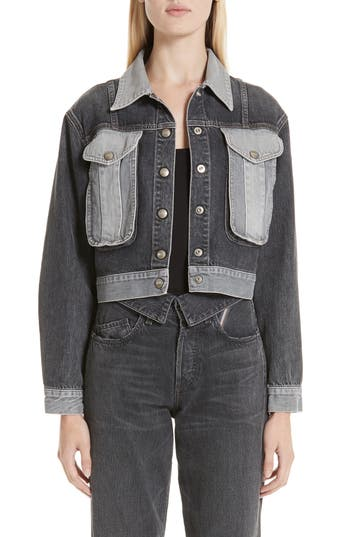 Jean Atelier Veroniqua Denim Jacket