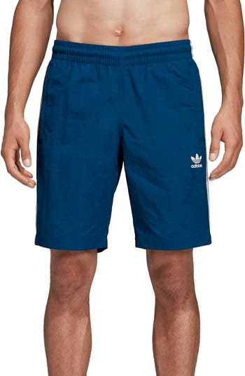 adidas Originals 3-Stripes Swim Trunks