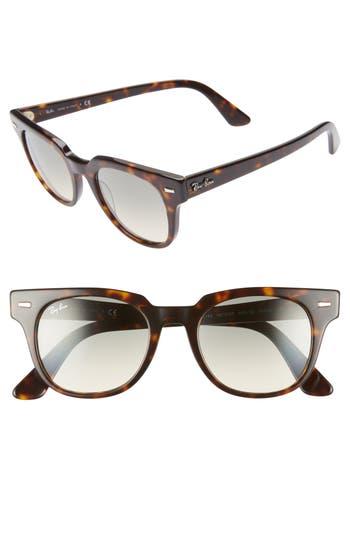 Ray-Ban Meteor 50mm Gradient Wayfarer Sunglasses