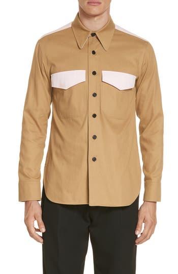 CALVIN KLEIN 205W39NYC Uniform Shirt
