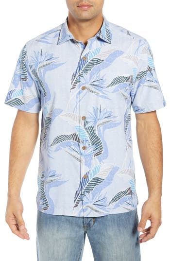 Tommy Bahama South Pacific Paradise Silk Blend Shirt