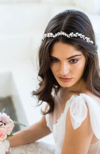 Brides & Hairpins Zila Crystal Crown Comb