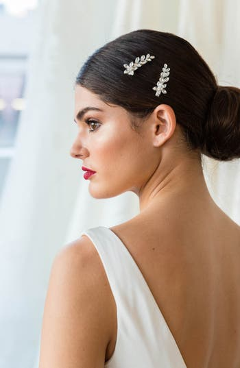 Brides & Hairpins Sona Set of 2 Hair Clips
