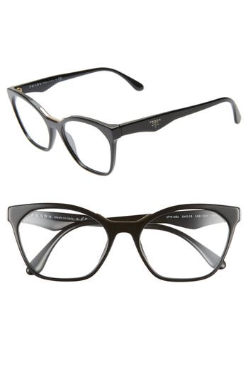 Prada 54mm Optical Glasses