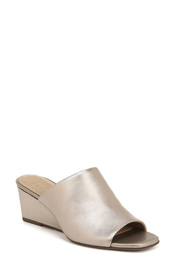 Naturalizer Zaya Wedge Slide Sandal