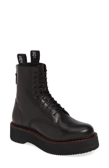 R13 Stack Platform Boot