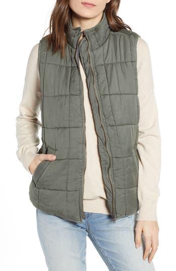 Thread & Supply Kensington Quilted Vest