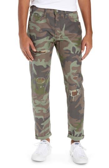 Levi's® Hi-Ball Straight Leg Camo Pants