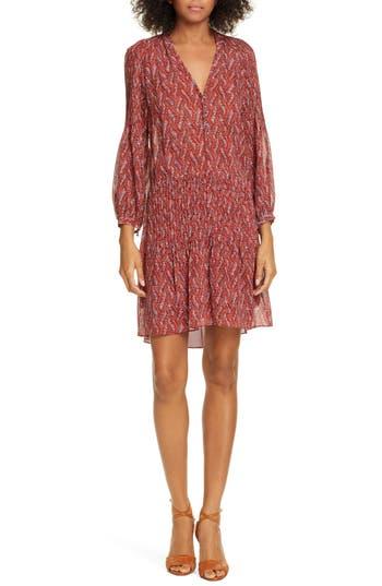 Veronica Beard Priya Print Dress