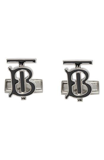 Burberry Logo Cuff Links