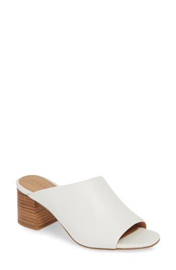 Halogen® Faye Asymmetrical Slide Sandal