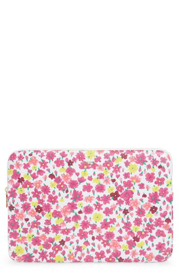 kate spade new york marker floral universal laptop sleeve