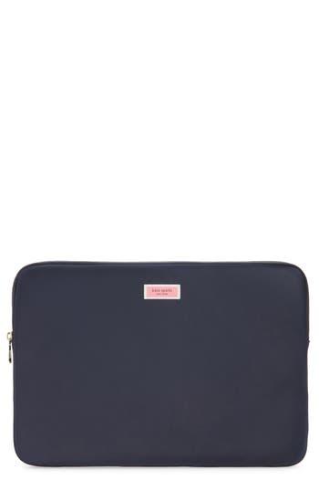 kate spade new york sam heritage nylon universal laptop sleeve