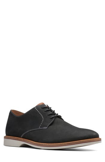 Clarks® Atticus Plain Toe Derby
