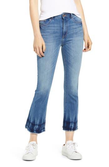 DL1961 Bridget Instasculpt Crop Bootcut Jeans (Zuma)