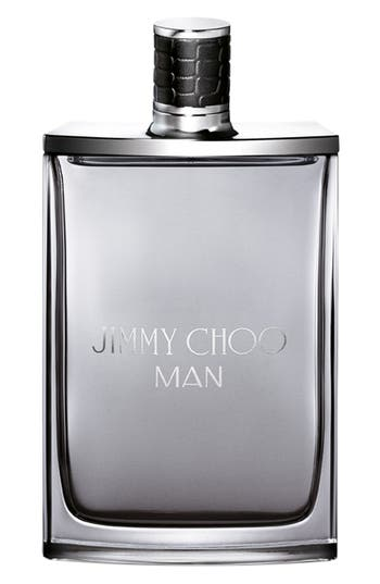 Jimmy Choo Man Jumbo Eau De Toilette Spray (Limited Edition) (6.7 Oz.)