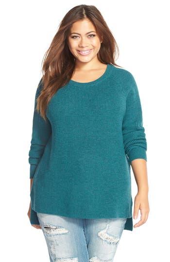 Plus Size Tart Merino Wool Crewneck Sweater
