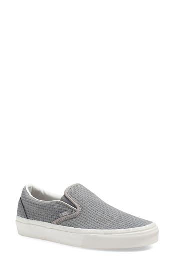 Vans Classic Slip-On Sneaker- Grey