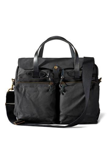Men's Filson '24 Hour' Tin Cloth Briefcase -