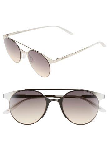 Carrera Eyewear 50Mm Retro Sunglasses - Light Gold