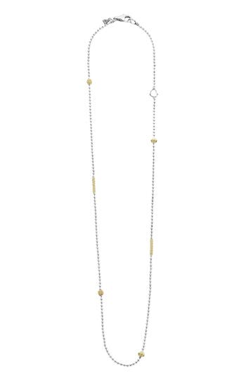 LAGOS 'Caviar Icon' Chain Necklace