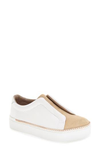 M4D3 Super Slip-On Sneaker, White