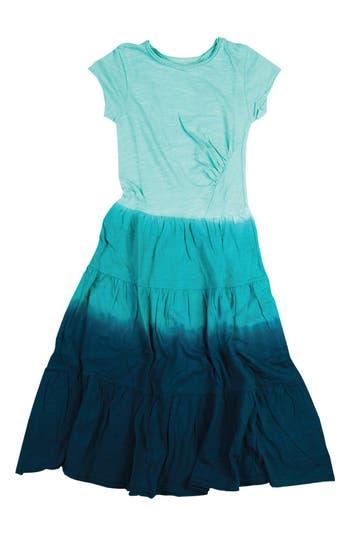 Toddler Girl's Bowie X James Maximum Heartbreak Cover-Up Maxi Dress