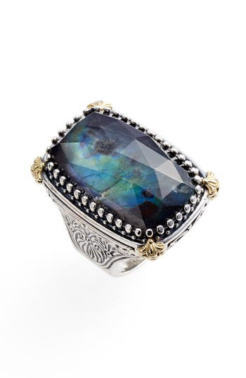 Women's Konstantino Cassiopeia Semiprecious Doublet Ring