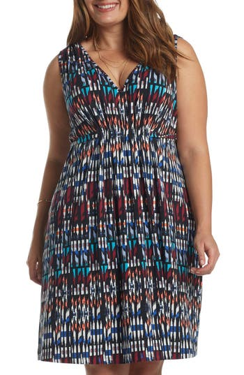 Plus Size Tart Grecia Jersey Dress