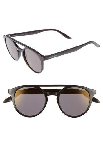 Carrera Eyewear 4m Round Sunglasses - Dark Grey