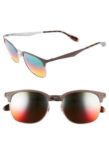 Ray-Ban Highstreet 5m Clubmaster Sunglasses -
