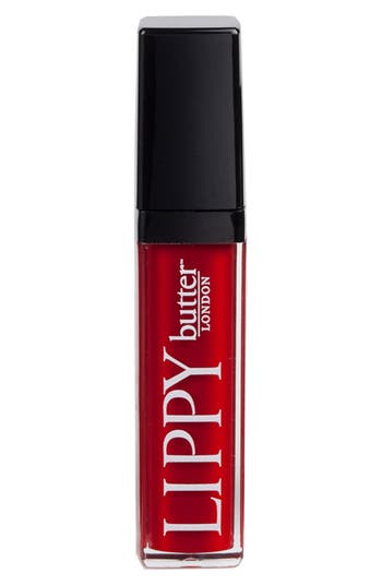 Butter London Lippy Liquid Lipstick - Come To Bed Red