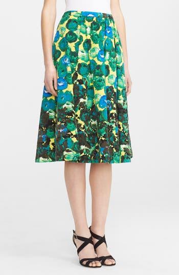Women's Tracy Reese 'Dolce Vita' Twill Skirt