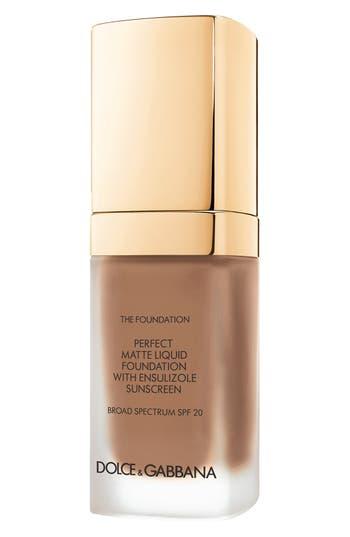 Dolce&gabbana Beauty Perfect Matte Liquid Foundation - Beige 78