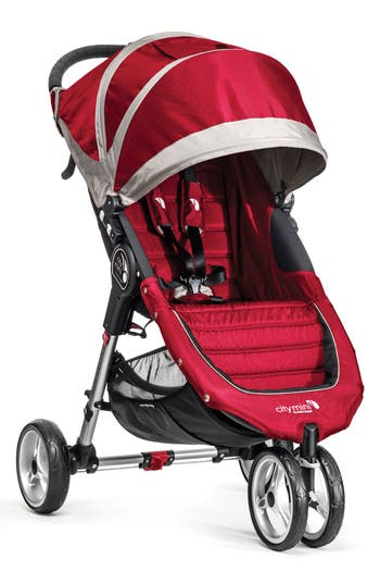 Infant Baby Jogger City Mini(TM) Stroller Size One Size  Red