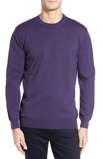 Bugatchi Merino Wool Sweater