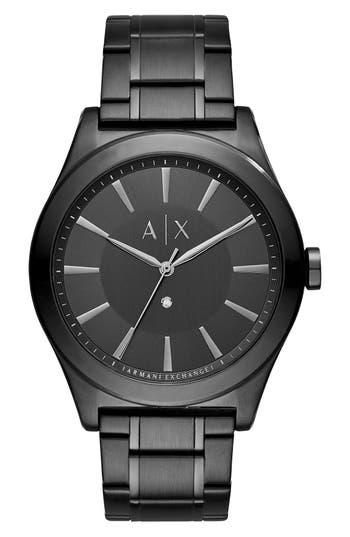 Ax Armani Exchange Bracelet Watch, 44Mm