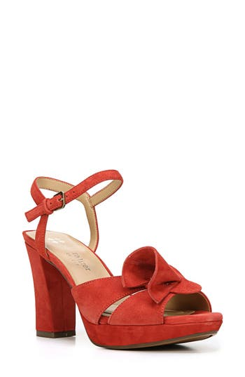 Women's Naturalizer Adelle Sandal, Size 5 M - Red