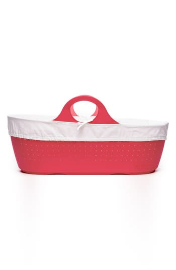 Infant Moba Moses Baby Basket, Size One Size - Pink