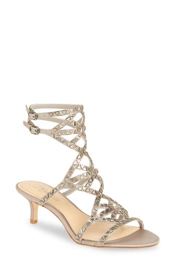 Imagine Vince Camuto Kimbar Sandal, Grey
