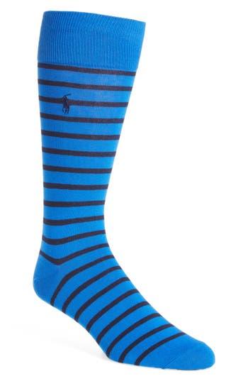 Men's Polo Ralph Lauren St. James Stripe Socks